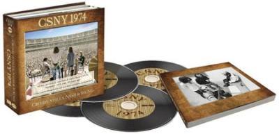 CSNY 1974 (2014) {3CD} - Crosby, Stills, Nash & Young