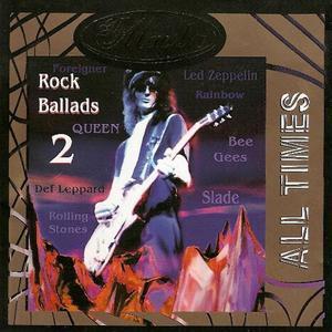 All Times Rock Ballads 2 (2001) - Various Artists