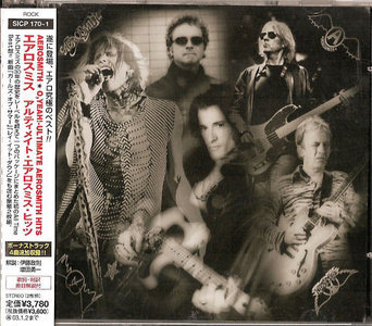 O, Yeah! Ultimate Aerosmith Hits (2CD) (Japan) - Aerosmith