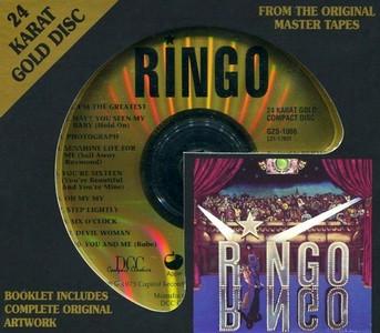 Ringo (1973) Gold Disc - Ringo Starr