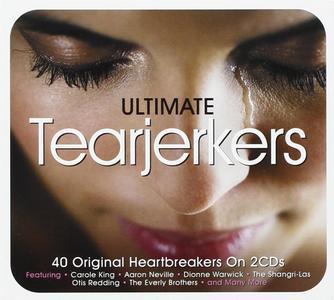 Ultimate Tearjerkers - 40 Heartbreakers On [2CD] (2015) - Various Artists