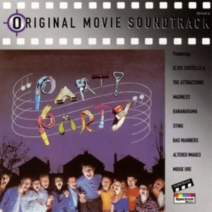 Party Party (Original Soundtrack) 1982 - Various Artists