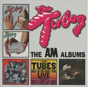 The A&M Albums 1975-1979 (2017) {5 Disc Boxset with bonus tracks} - The Tubes