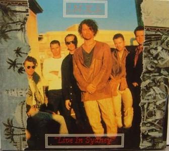 Live In Sydney, Au 1992 - INXS