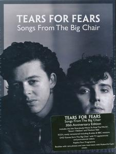 Songs From The Big Chair (1985) 2014 Box Set - Tears for Fears