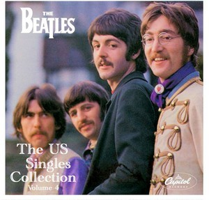 The US Singles Collection Volume 4 (Dr Ebbetts) - The Beatles