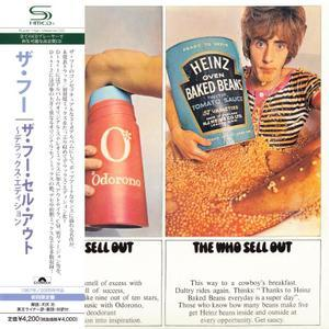 The Who Sell Out (1967) [2009, Japanese 2 SHM-CDs] {Deluxe Edition} - The Who