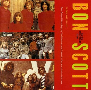 The Early Years 1967-1972 (1988) - Bon Scott