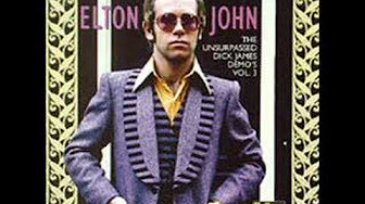 The Unsurepassed Dick James Demos Vol 3 (Yellow Dog) - Elton John