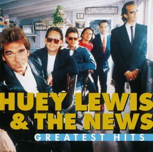 Greatest Hits (2006) - Huey Lewis & The News
