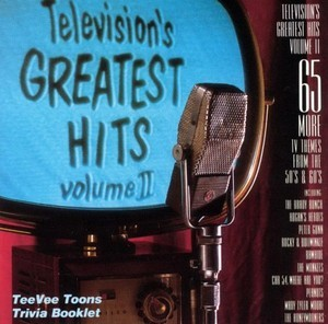 Television's Greatest Hits ~ Volume 2 - Various Artists