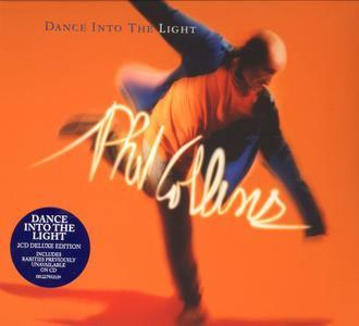 Dance Into The Light (1996) 2016 [2CD, Deluxe Edition] - Phil Collins