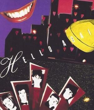 Hello Again (1984) CD Single - The Cars