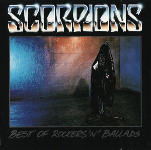 Best Of Rockers 'n' Ballads (Club Edition) 1989 - Scorpions