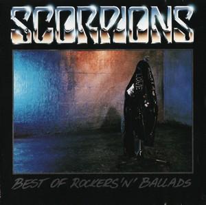 Best Of Rockers 'n' Ballads (Club Edition) 1989 - Scorpions