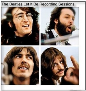 Let It Be Get Back Recording Sessions 2 CD Set Sessions - The Beatles