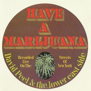 Have A Marijuana (1968) {1991 Linea} - David Peel & The Lower East Side