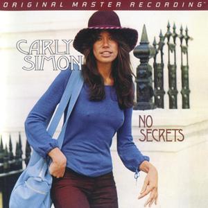 No Secrets (1972) [MFSL 2016] - Carly Simon