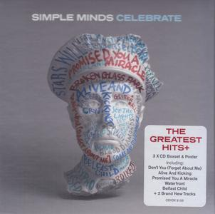Celebrate: Greatest Hits (2013) Box Set - Simple Minds