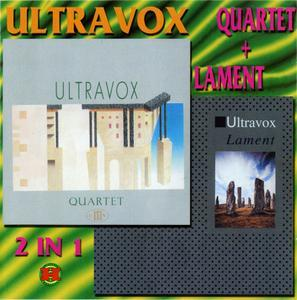 Quartet 1982 & Lament 1984 (2000) - Ultravox
