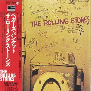Beggars Banquet (1968) Japan - The Rolling Stones