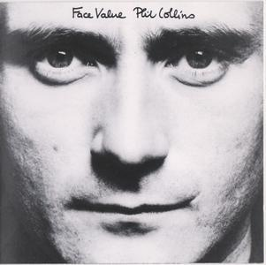 Face Value (1981) German Pressing - Phil Collins