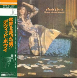 The Man Who Sold The World (1970) Japan - David Bowie