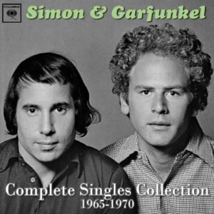 The Complete Singles Collection 1965-1970 - Simon & Garfunkel