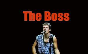 The Boss (2015) - Bruce Springsteen