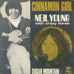 Cinnamon Girl (45rpm Mono Mix) - Neil Young
