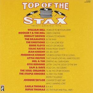 Top Of The STAX: Twenty Greatest Hits (1988) {Stax} - Various Artists