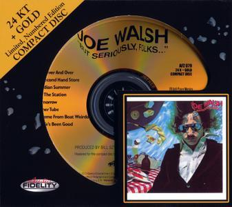 But Seriously, Folks 1978 24KT Edition - Joe Walsh