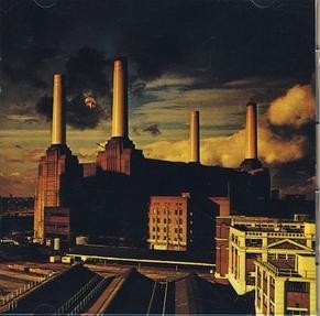 Animals (1977) (1985 Japan) - Pink Floyd