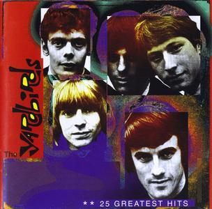 25 Greatest Hits (1992) - The Yardbirds