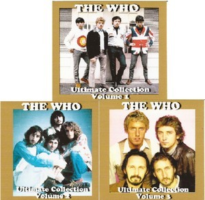 The Ultimate Who Collection Vol 1-3 - The Who