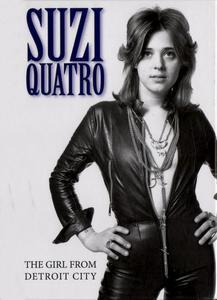 The Girl From Detroit (2014) {4CD Box Set} Suzi Quatro
