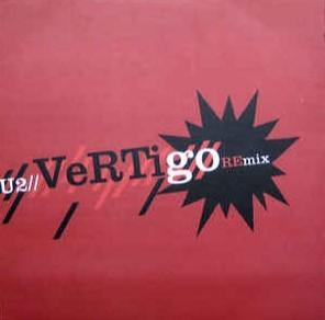"""The 12"""" Remixes - Vertigo (2004) - U2"""