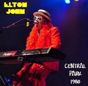 Live In Central Park (1980) - Elton John