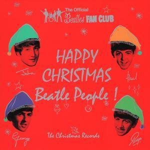 The Fan Club Christmas Records 1963-1969 (2017) - The Beatles