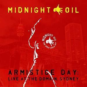 Armistice Day Live At The Domain, Sydney (2018) - Midnight Oil