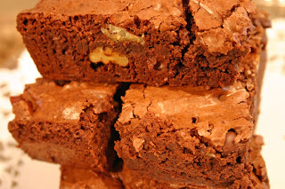 Red Chile Brownies