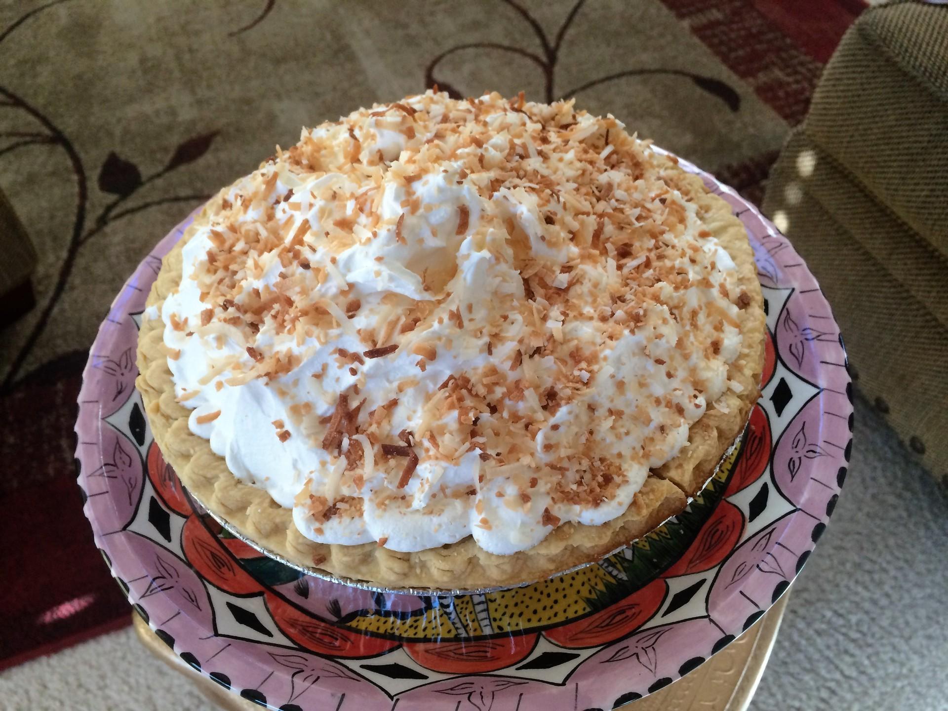 Super Creamy Coconut Cream