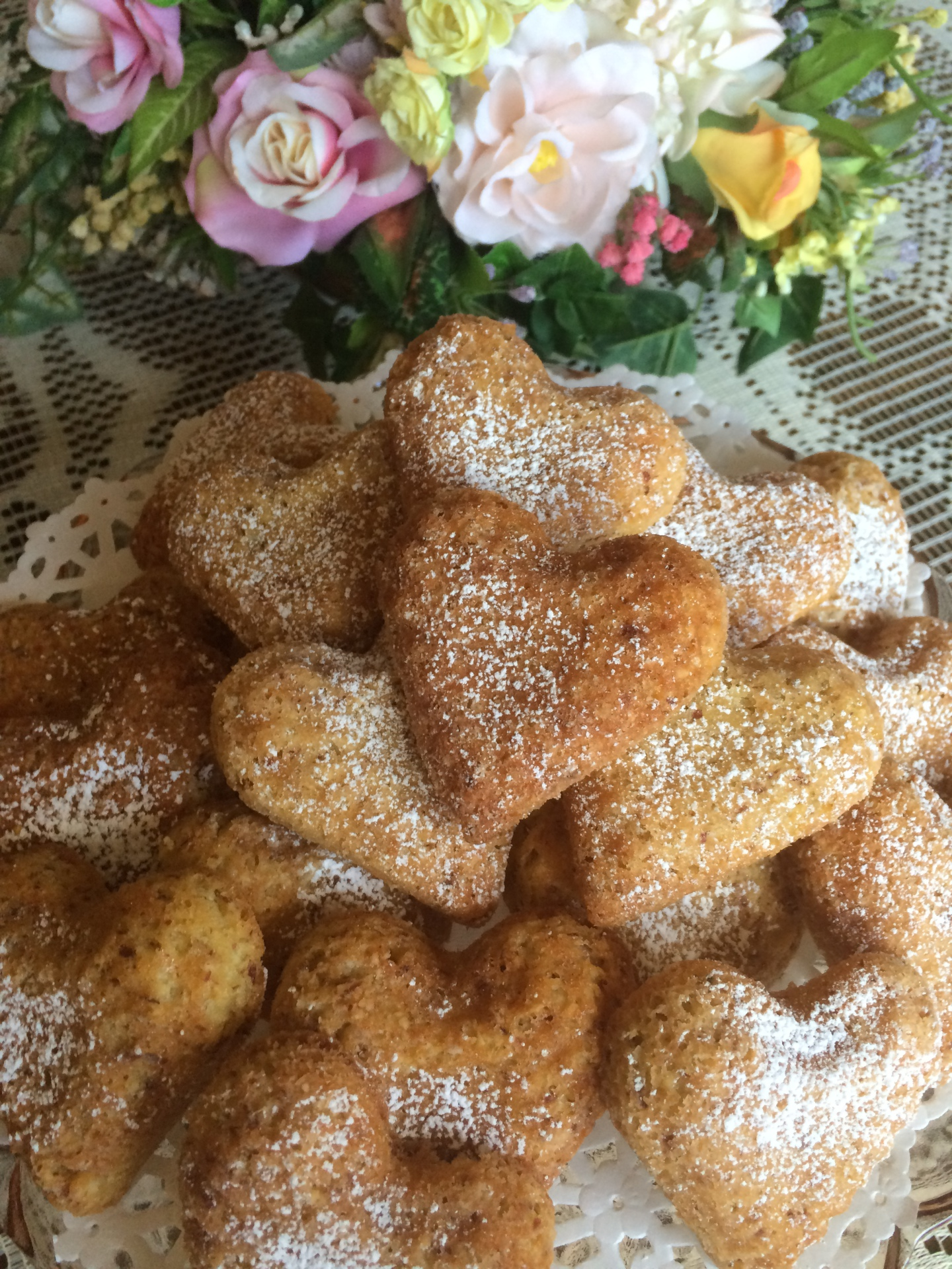 Buttery Almond French Pastry