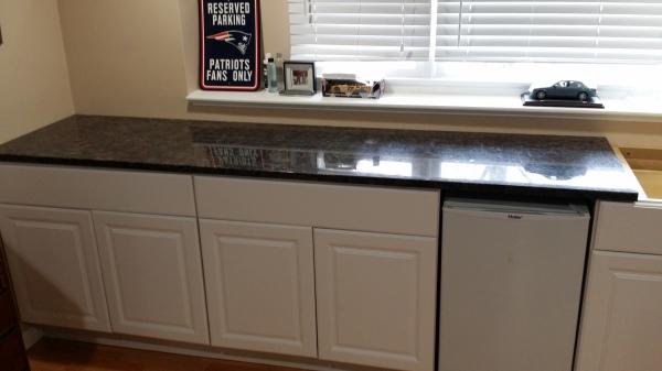 Cabinets & Granite Countertop