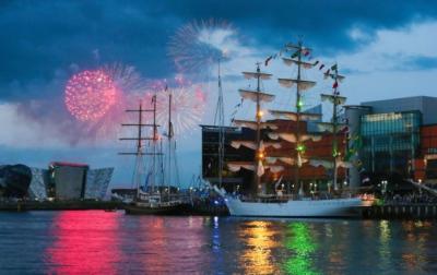 Belfast Lough Cruise