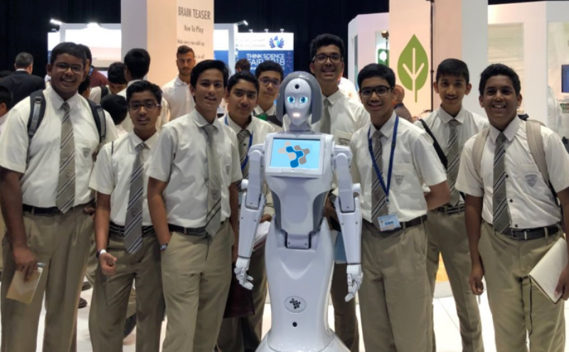 Robotics for Education at Innovators Store Dubai UAE