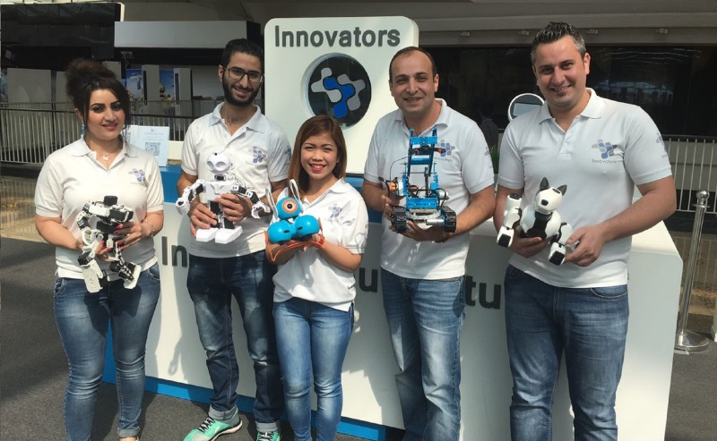 Innovators Store Dubai Robotics and Innovations
