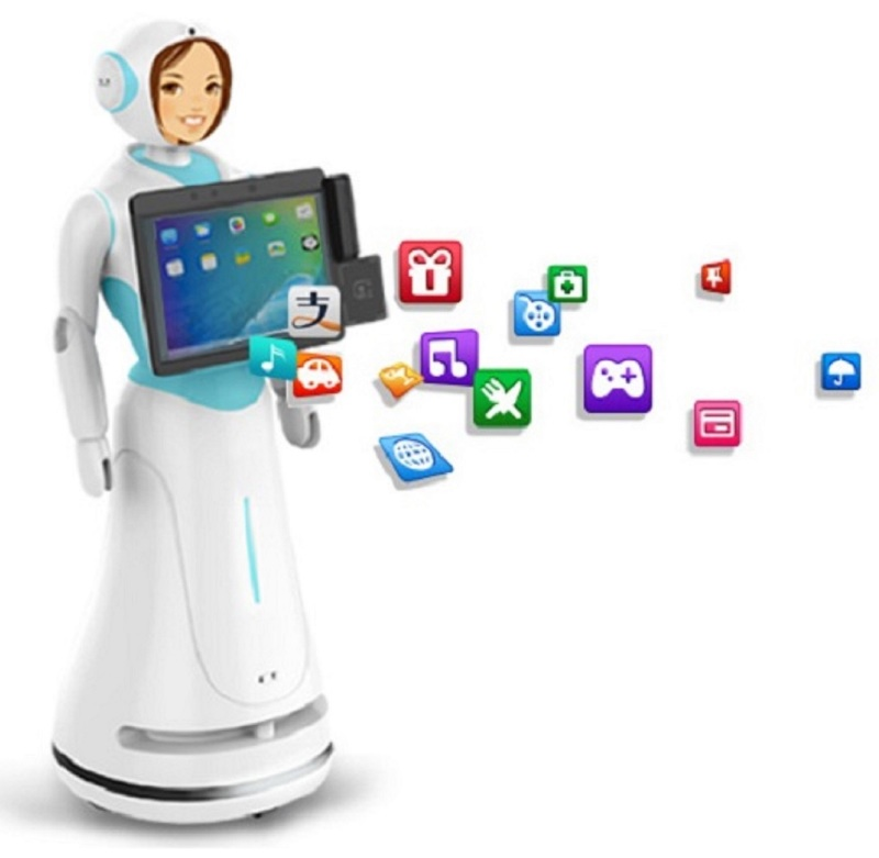 Service Robotics at Innovators Store