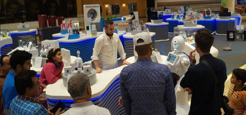 Innovators Store Dubai Robotics and Innovations Dubai Festival City Mall