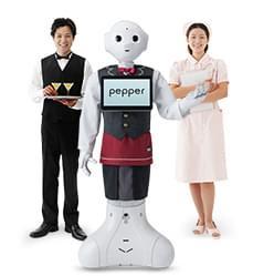 A genuine humanoid companion created to communicate at Innovators Store Dubai Festival City